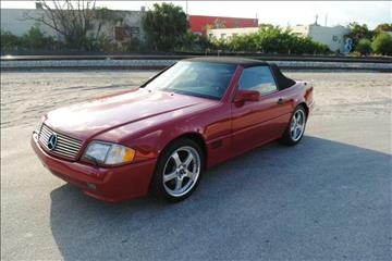 1995 Mercedes-Benz SL-Class for sale in Delray Beach, FL