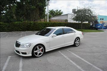 2007 Mercedes-Benz S-Class for sale in Delray Beach, FL