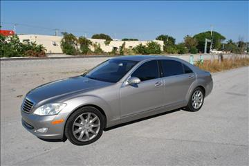 2007 Mercedes-Benz S-Class for sale in Delray Beach, FL