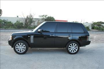 2008 Land Rover Range Rover for sale in Delray Beach, FL