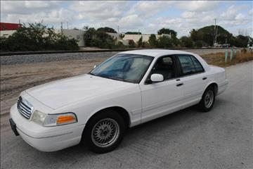 2000 Ford Crown Victoria for sale in Delray Beach, FL
