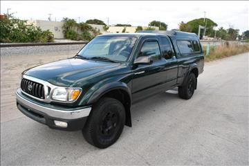 2004 Toyota Tacoma for sale in Delray Beach, FL