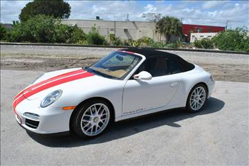 2011 Porsche 911 for sale in Delray Beach, FL