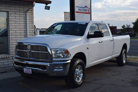 2010 Dodge Ram Pickup 3500 for sale in Pleasant Grove, UT