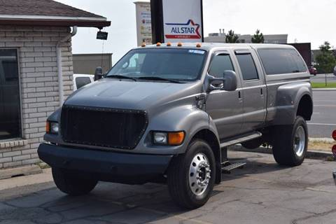2000 Ford F-650 for sale in Pleasant Grove, UT