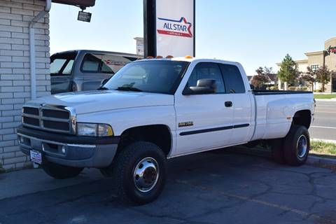 2001 Dodge Ram Pickup 3500 for sale in Pleasant Grove, UT