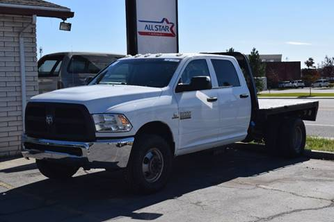 2014 RAM Ram Chassis 3500 for sale in Pleasant Grove, UT
