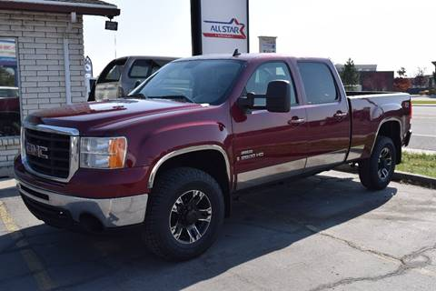 2009 GMC Sierra 2500HD for sale in Pleasant Grove, UT
