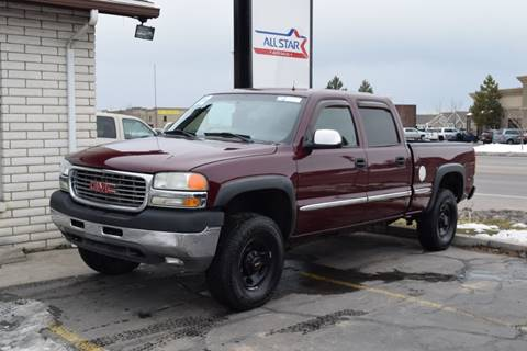 2002 GMC Sierra 2500HD for sale in Pleasant Grove, UT