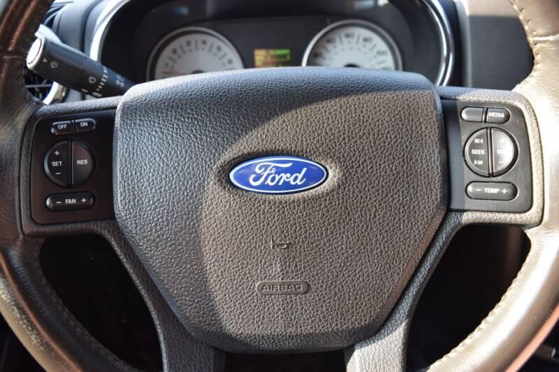 2007 Ford Explorer Sport Trac Limited 4dr Crew Cab 4WD V8 - Pleasant Grove UT