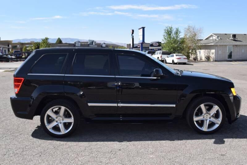 2008 Jeep Grand Cherokee 4x4 SRT8 4dr SUV - Pleasant Grove UT