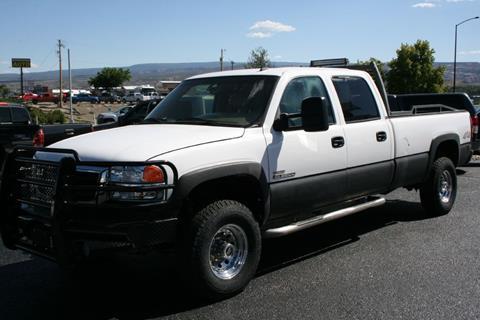 2006 GMC Sierra 3500 for sale in Grand Junction, CO