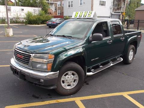 2005 GMC Canyon for sale in Chicago, IL