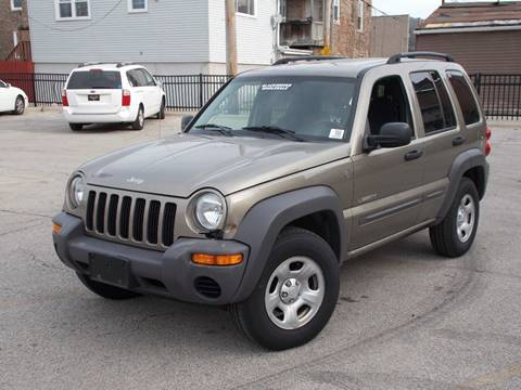 2004 Jeep Liberty for sale in Chicago, IL