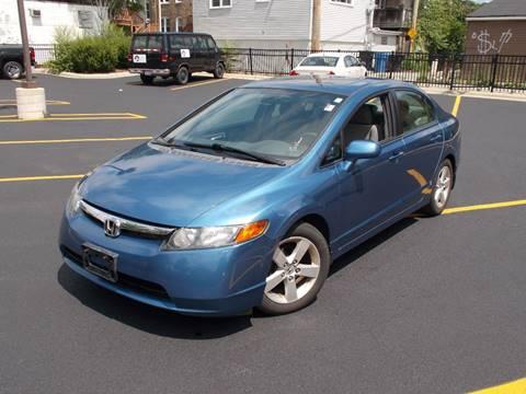 2008 honda civic for sale for Honda civic for sale in chicago