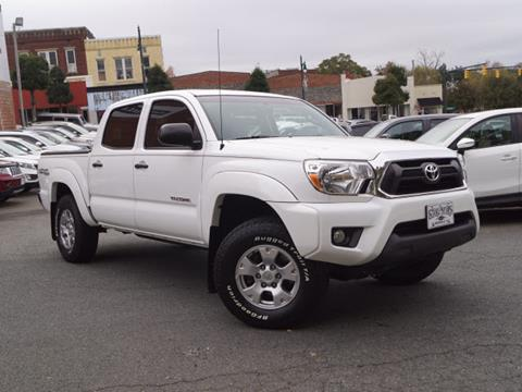 2015 Toyota Tacoma for sale in Albemarle, NC