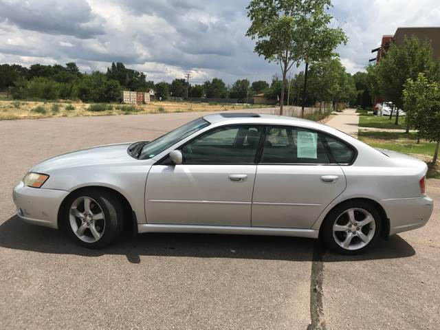 2006 Subaru Legacy AWD 2.5i Limited 4dr Sedan - Aurora CO