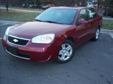 2006 Chevrolet Malibu for sale at Rods Cars Inc. in Denver CO