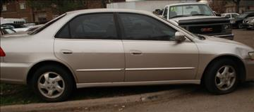 1998 Honda Accord for sale at Rods Cars Inc. in Denver CO