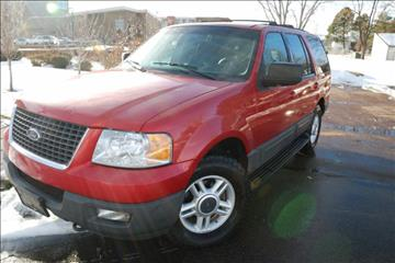 2003 Ford Expedition for sale at Rods Cars Inc. in Denver CO