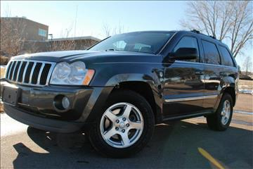 2005 Jeep Grand Cherokee for sale at Rods Cars Inc. in Denver CO