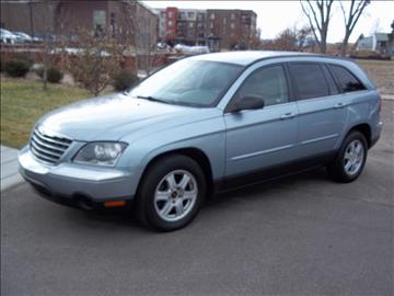 2005 Chrysler Pacifica for sale at Rods Cars Inc. in Denver CO