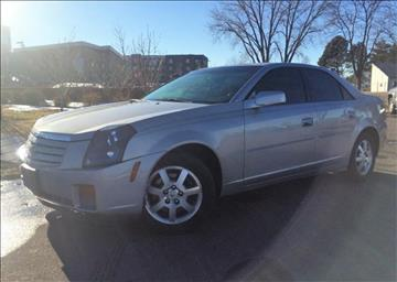 2007 Cadillac CTS for sale at Rods Cars Inc. in Denver CO