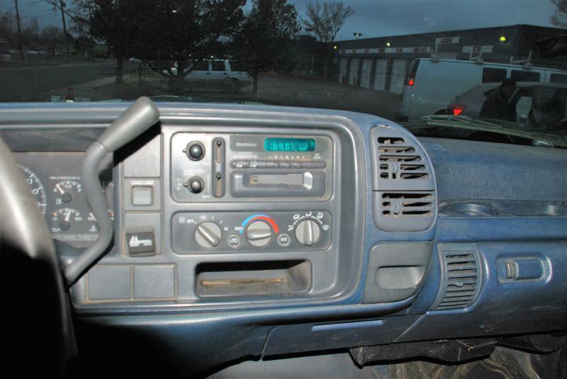 1995 GMC Sierra 2500 K2500 - Aurora CO