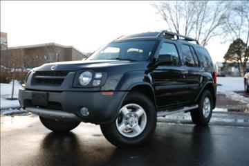 2003 Nissan Xterra for sale at Rods Cars Inc. in Denver CO