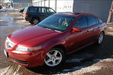 2006 Acura TL for sale at Rods Cars Inc. in Denver CO