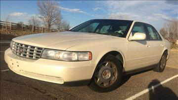 2000 Cadillac Seville for sale at Rods Cars Inc. in Denver CO
