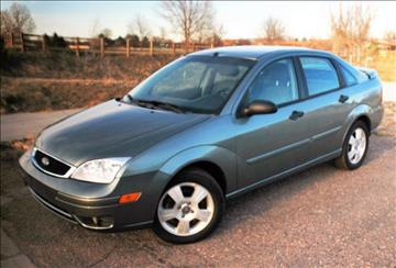 2006 Ford Focus for sale at Rods Cars Inc. in Denver CO