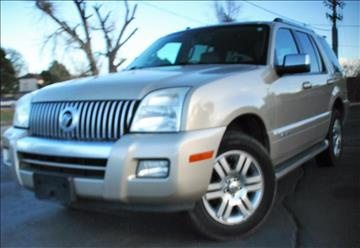2007 Mercury Mountaineer for sale at Rods Cars Inc. in Denver CO