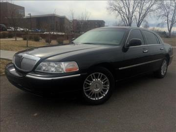 2006 Lincoln Town Car for sale in Aurora, CO