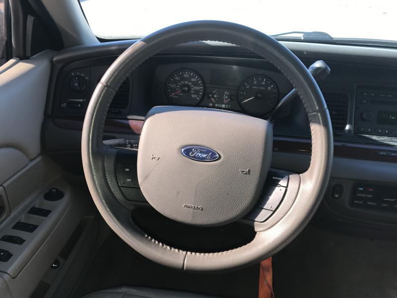 2011 Ford Crown Victoria LX 4dr Sedan - Aurora CO