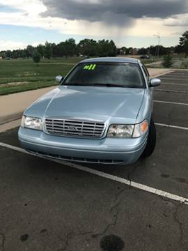 2011 Ford Crown Victoria for sale in Aurora, CO