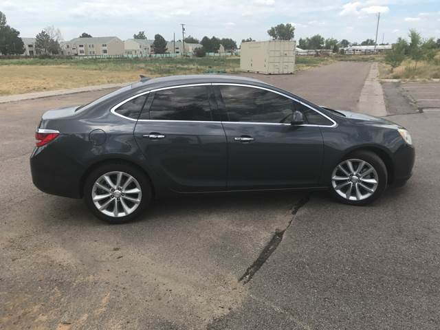 2012 Buick Verano 4dr Sedan - Aurora CO