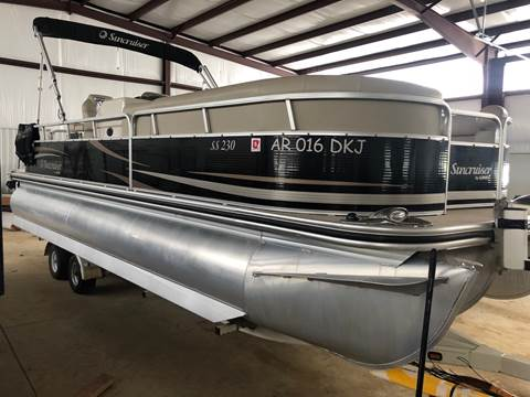 2011 Lowe Suncruiser SS230 for sale in Searcy, AR