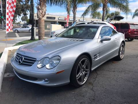 2003 Mercedes-Benz SL-Class for sale in Pittsburg, CA