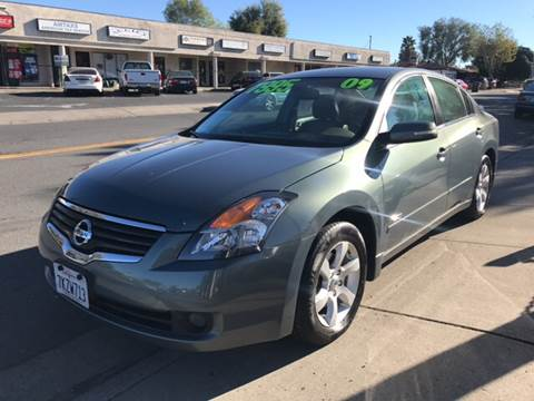 2009 Nissan Altima Hybrid for sale in Pittsburg, CA