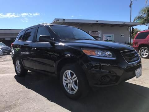 2012 Hyundai Santa Fe for sale in Pittsburg, CA