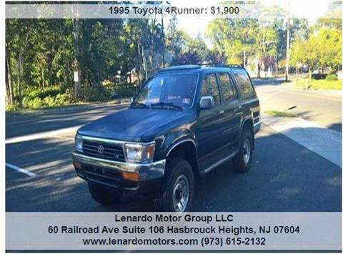 1995 Toyota 4Runner for sale in Hasbrouck Heights, NJ