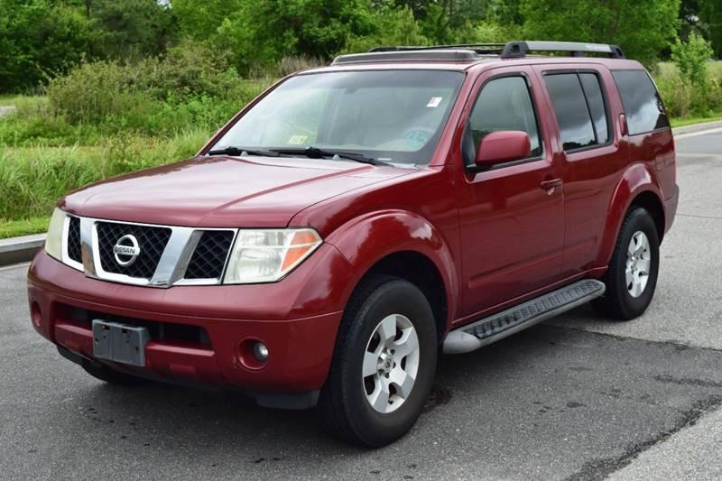 2005 Nissan Pathfinder LE 4dr SUV - Virginia Beach VA