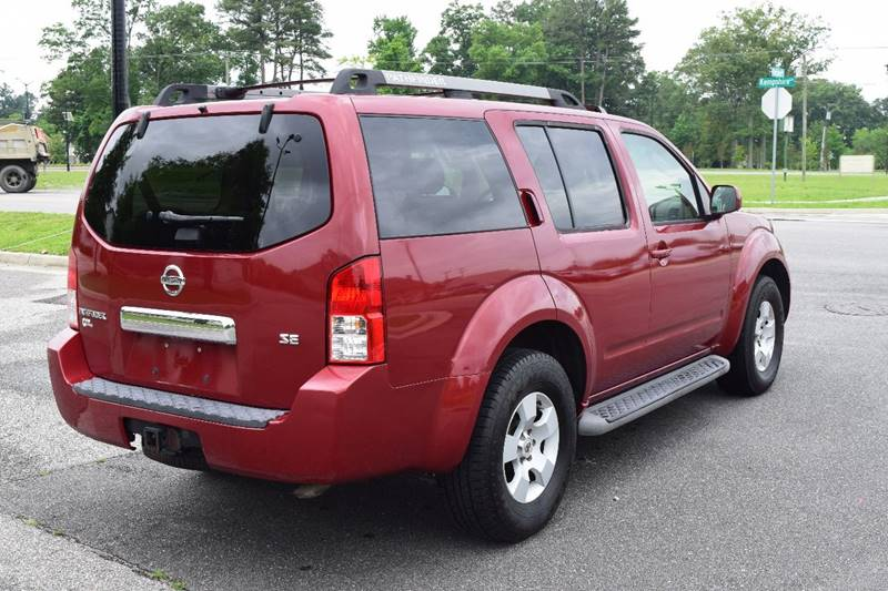 2005 Nissan Pathfinder LE 4dr SUV - Virginia Beach VA