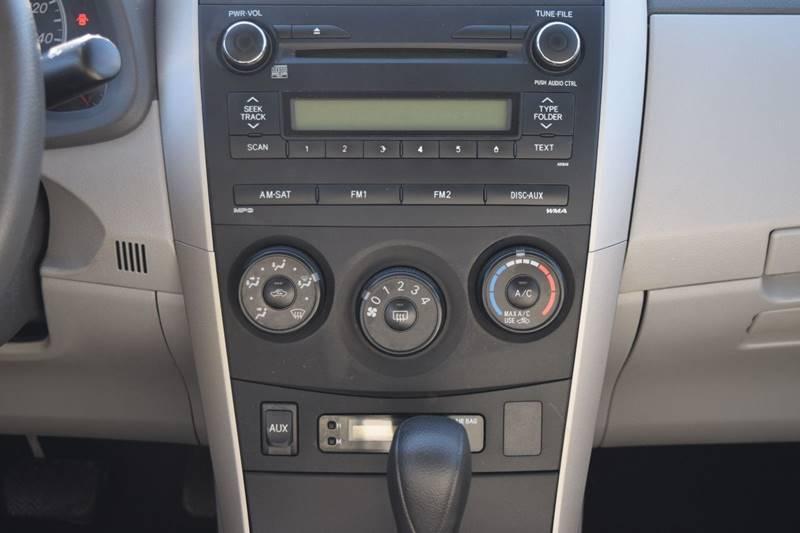 2010 Toyota Corolla 4dr Sedan 4A - Virginia Beach VA