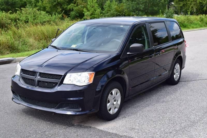 2011 Dodge Grand Caravan Express 4dr Mini-Van - Virginia Beach VA