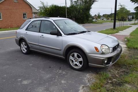 2002 Subaru Impreza for sale in Virginia Beach, VA