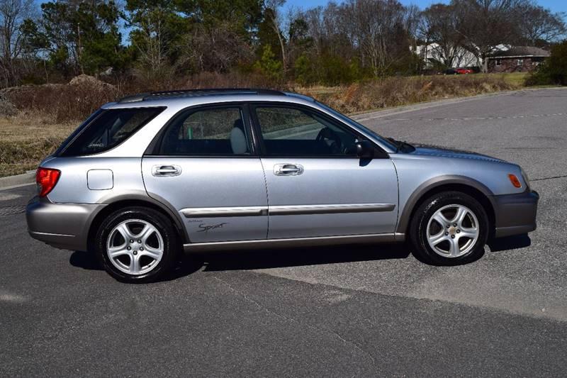 2002 Subaru Impreza AWD Outback Sport 4dr Wagon - Virginia Beach VA