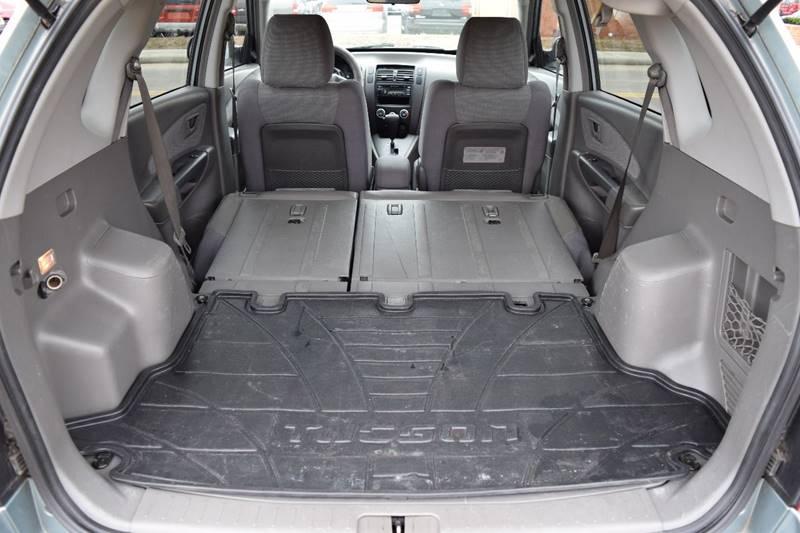 2008 Hyundai Tucson GLS 4dr SUV - Virginia Beach VA