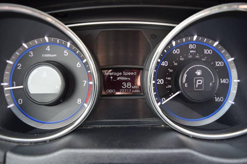 2013 Hyundai Sonata GLS 4dr Sedan - Virginia Beach VA